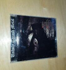 COFFIN CD Unholy Thrash Metal Carrion Crawler Records Forsaken Angel Altar Black