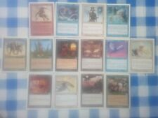 Magic The Gathering Trading Cards. Multiple cards x 14. Bulk lot.