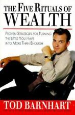 "BRAND NEW* ""The Five Rituals of Wealth~Proven Strategies"" 1995 HC/DJ"