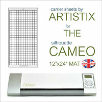 "24"" x 12"" Aristix Carrier sheet  Graphtec Silhouette Cameo Cutting Mat"