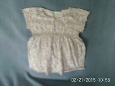 Girls 4-5 Years - Pink Floral Short Sleeve Tunic Top - Next