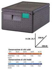Cambro Go Box GN 1/1 trasporto alimenti Contenitore 60x40x25 7 isotermico