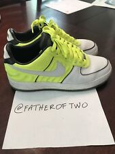 Used Authentic Nike Air Force 1 Supreme Tennis Ball SAMPLE US Size 9 UK Sz 8