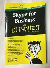 Skype for Business for Dummies