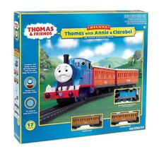 Bachmann Thomas With Annie And Clarabel HO Scale Ready To Run Train Set 00642