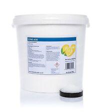 Acide citrique anhydre • poudre fine grade alimentaire • • multi variation • qua...