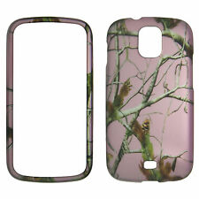 Pink  Camoflauge for Samsung Galaxy S Relay 4G T699  Case Cover