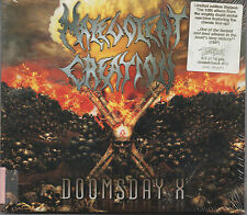 MALEVOLENT CREATION - Doomsday x CD - NEUF / scellé Digipak (2007) death metal