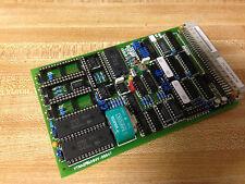 ARCOM CIRCUIT BOARD CARD SCRAM ARCTIC 00018882-00021
