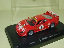 FERRARI F40 RACING GT DETAILCARS 153