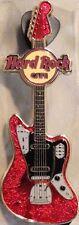 Hard Rock Cafe ONLINE 2011 FENDER ERA Guitar Series PIN Jaguar - HRC #59726