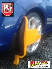 Fort Knox Heavy Duty Wheel Lock Security Clamp,Car,Caravan,Trailer,Van,77095