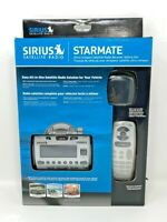 Sirius Satellite Radio Starmate ST1C Receiver & Car Kit New Open Box