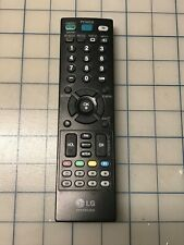 LG Remote AKB73655806 NO BACK COVER LED LCD TV 32LS3400 32LS3410 32LS3500 37CS5
