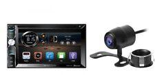 Soundstream 2 Din VR-620B-C DVD/CD Player Front Rear Bluetooth USB SD + Camera