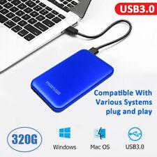 "2TB Ultra Slim 2.5""  External Hard Disk Drive USB 3.0 Data Transfer Portable HDD"