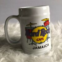Hard Rock Cafe Jamaica Large Ceramic Coffee Mug Tankard