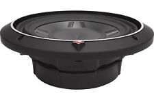 "ROCKFORD FOSGATE P3SD4-10 PUNCH P3 SLIM SHALLOW 10"" DVC 4-OHM SUBWOOFER 600 Watt"