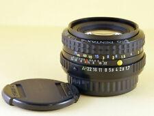 SMC Pentax-A 50mm 1:1,7 n°3 - Pentax argentique et numérique (Sony nex + bague)