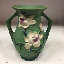 Vintage Reproduction Roseville Magnolia Green 90-7""