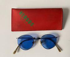 Authentic Versace Versus Vintage Sunglasses Blue