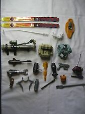 "12"" MAX STEEL MISCELLANEOUS ACCESSORIES LOT"