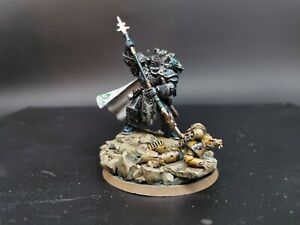 Forgeworld Primarch alpha legion Alpharius pro painted made to order