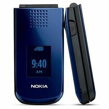 NOKIA 2720a-2b FLIP FLOP GSM CELL PHONE ROGERS CHATR MOBILE CAMERA CELLULAR