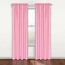 Bestselling Polka Dots Blackout Window Curtain Panel by Eclipse Curtains - Pink