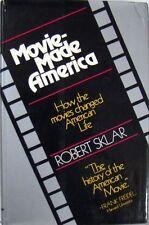 MOVIE-MADE AMERICA - ROBERT SKLAR - SIGNED