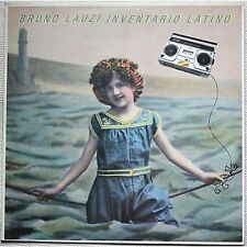 BRUNO LAUZI - Inventario latino - LP VINYL 1989 FIVE RECORD NEAR MINT CONDITION