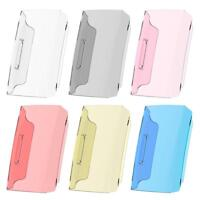 Transparent PC Cover Case Skin Protective Shell For Fitbit Charge 3 Watch Band