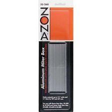 Zona 35-260 Aluminum Miter Box