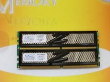OCZ 4GB 2X2GB DDR2 PC2-6400 800MHz 240p NON ECC Low Density DESKTOP OCZ2VU8004GK