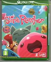 Slime Rancher 'New & Sealed' *XBOX ONE (1)*