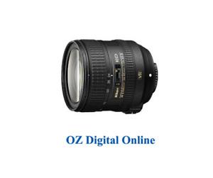 New Nikon AF-S Nikkor 24-85mm f/3.5-4.5G ED VR Lens 1 Year Au Warranty