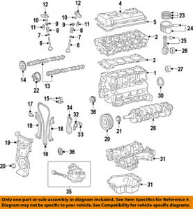TOYOTA OEM-Engine Cylinder Head Gasket 1111537061