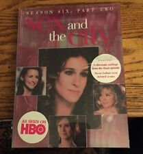 Sex and the City Season 6: Part Two DVD