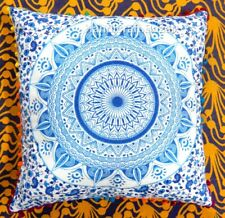 "16""Cushion Mandala Fancy Pattern Cotton Design Pillow Throw Car Decor Sofa Sham"