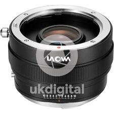 Convertidor de desplazamiento Laowa Magic (MSC) 1.4x - Nikon AI a Sony FE