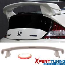 Fits 11-15 Honda Cr-Z Crz Hybrid Mugen Style Abs Trunk Spoiler Wing