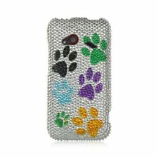For HTC Droid Incredible (LTE version) Colorful Hard Rhinestone Case Cover