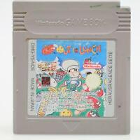 Pierre Chef: Out to Lunch | Nintendo Game Boy | GameBoy Classic | Akzeptabel