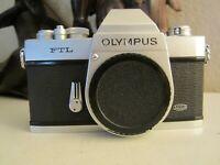 Olympus FTL SLR 35mm Fil Camera Body