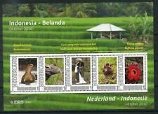 NVPH 2751 E-1 Persoonlijke zegels Staatsbezoek Indonesie 2010 Postfris