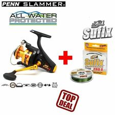 Penn Slammer 460 + 275m 0,24 mm PERFORMANCE PRO 8 19kg