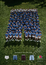 Fruit of the Loom print ad 2010 Field Full of Men's Underwear