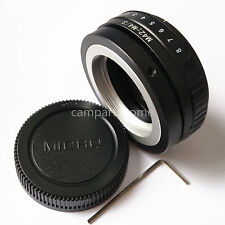 Tilt M42 Lens To Micro 4/3 M4/3 Adapter GH2 G5 EP1 GF3 GF2 EPL1 EP2 G3 G2 G10 G1