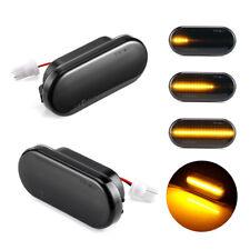 Clignotant lateral dynamique LED Orange pour Dacia Nissan Opel Renault