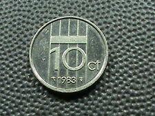 NETHERLANDS   10 Cents   1983  *